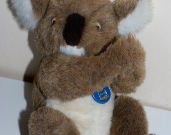 Dakin Koala Bear 1981 Stuffed Plush Animal 10""