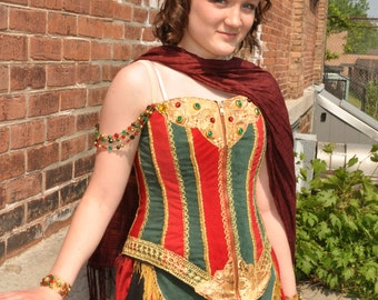 Christine Phantom of the Opera Hannibal Dress