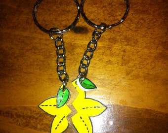 Paopu fruit Keychain/Phonestrap