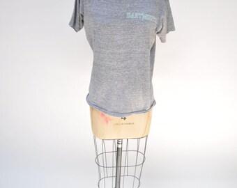 vintage tshirt DARTMOUTH t-shirt shirt TRI BLEND russell oversized boyfriend fit