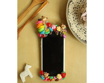 Craze Bumper Sweety Duffy  - iphone 5s/4/5c case samsung galaxy s4 note 3 hard case bumper