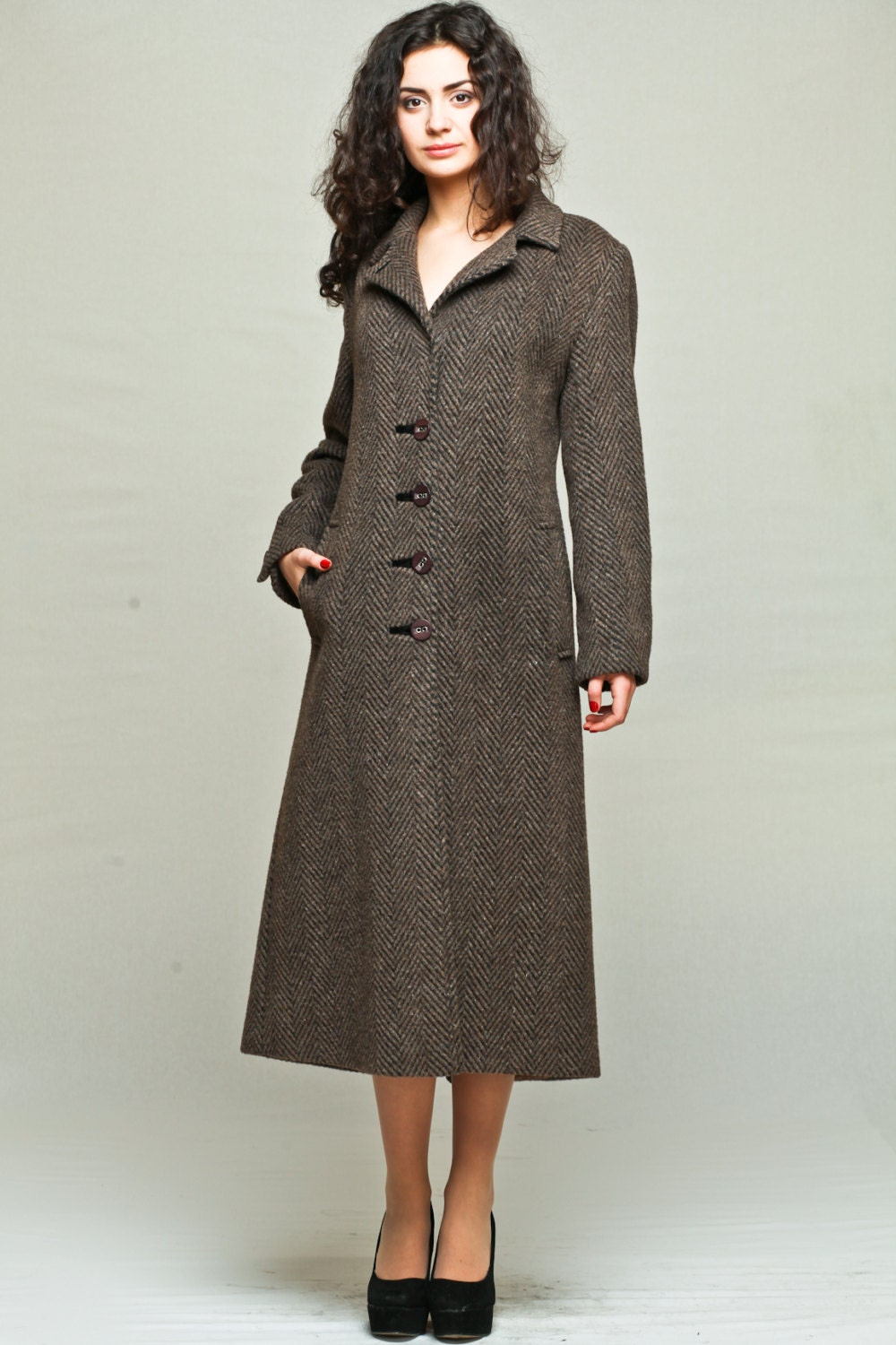 Long Winter Coat Womens Photo Album - Reikian