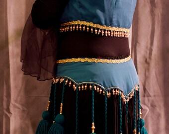 Tribal Ensemble Tie Belt and/or Vest