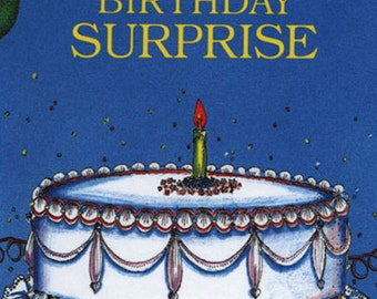 Birthday Surprise Personalized Kids Books