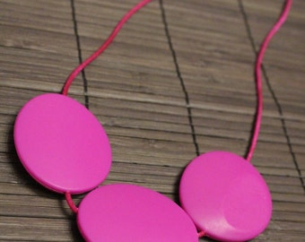 Silicone Teething and Nursing Necklace