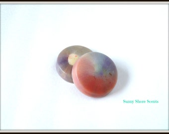 Hippie Dippie Soap Colorful Pastel Rainbow All Natural Organic