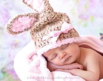 Bunny Hat Character Hat Photography Prop