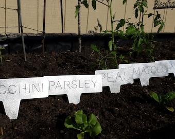 Garden Markers, Vegatable Markers