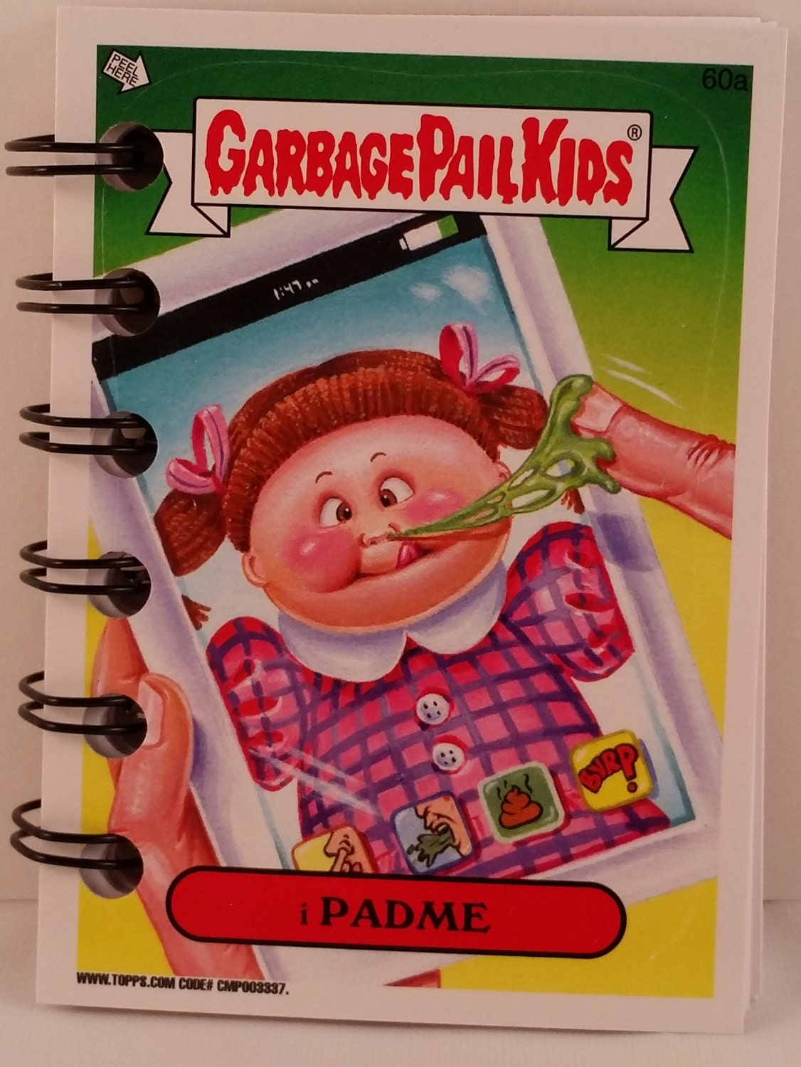 Garbage Pail Kids Find Your Name The