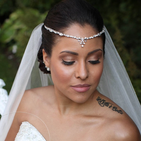 Find great deals on eBay for Bridal Forehead Band in Hair Accessories for Women. Shop with confidence.