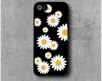 iPhone 5 / 5s / SE Case Flowers Daisies