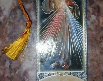 Divine Mercy Book Marker