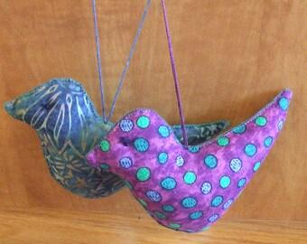 Primitive  Fantasy  Bird Bowl Filler Ornament Decorations