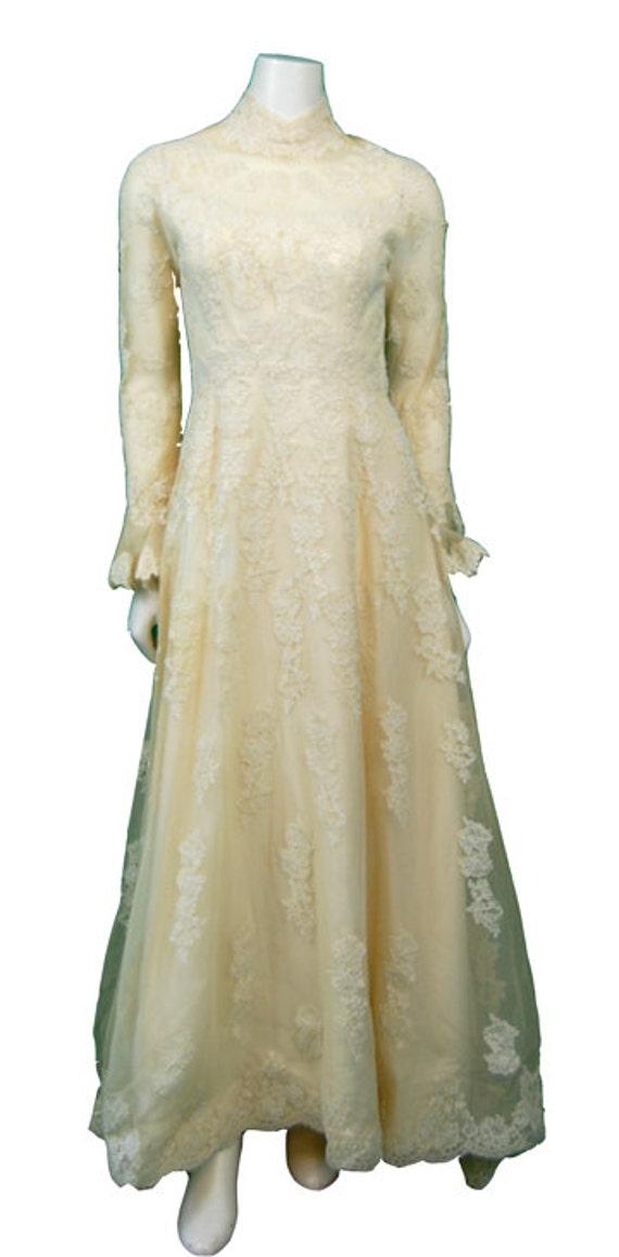 Wedding dress 1970 priscilla of boston for Priscilla of boston wedding dresses