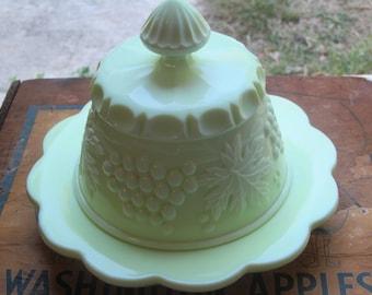 Northwood Custard Dome Butter Dish