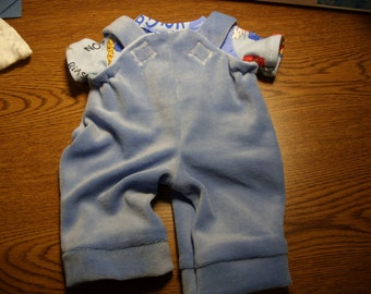 PDF Pattern - Baby alls outfit