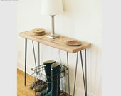 Mid Century Nook Console table any size 149.00