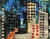 Fox in City- Giftcard