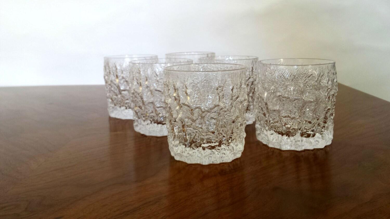 Whitefriars Textured Crystal Glacier Everest Large Tumbler