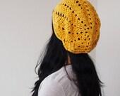 Crochet pattern, woman slouchy chevron hat, women ripples hat, zig zag hat, DIY tutorial, beach dance