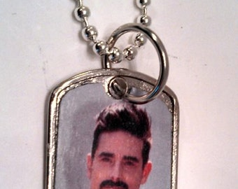Backstreet Boys Dog Tags