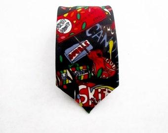 VTG Powerpop Candy Necktie