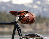 Bike Beer Growler Holder Cover Carrier - Bicycle Mounted