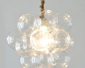 The Eighteen Bubble Chandelier - as seen in Consumer Reports!