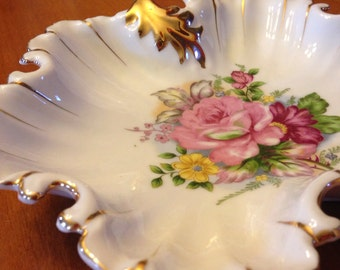 Nice Mid Century Ceramic Candy Dish