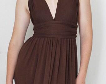 Infinity Wrap/Multi-way Dress- Maxi(floor length)