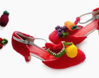 Fruit Salad Sandals