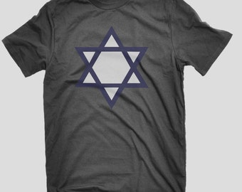 Jewish Star of David Israel T-shirt