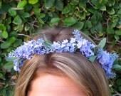 Lovely Lavender Flower Crown