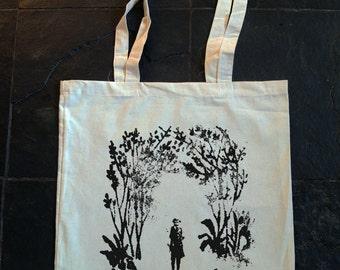 Sigur Ros - Hand screen printed Cotton bag