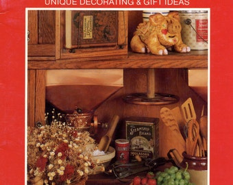 Crafts from Your Kitchen booklet from Current