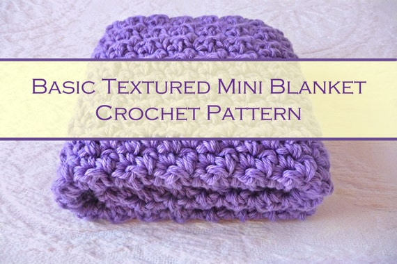 Basic Beginner Crochet Patterns : Beginner Easy Crochet Pattern 2 Basic by MyButtercupBabies