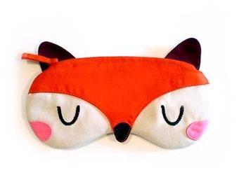 Zip Pouch - The Fantastic Fox Pochette (Orange)