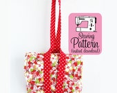 Camera Case Wristlet PDF Sewing Pattern | Wristlet Pouch Girls Purse Bag for Child Sewing Pattern PDF