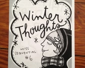 Winter Thoughts -- Miss Sequential zine #6