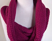 Infinity Scarf Reversible Cowl - custom made to order