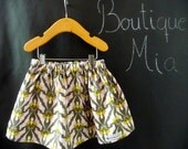 BUY 2 get 1 FREE - Skirt - Heather Bailey - Lottie Dot - Pick the size Newborn up to 14 Years by Boutique Mia