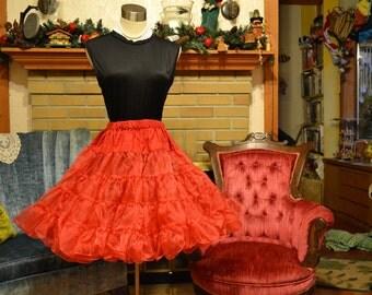 Vintage Crinoline Collection Fantastic Colors