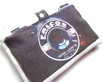 Vintage camera series-Falcon pouch