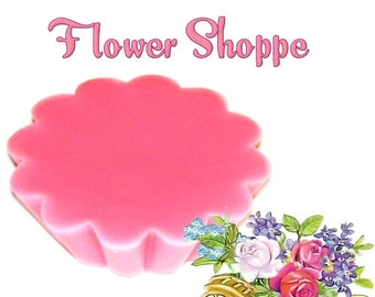 4 Flower Shoppe Tarts Wickless Candle Melts Fresh Floral Scent