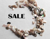 Abalone and Mother of Pearl Chips (30 Grams) (NS546) S A L E - 62% off