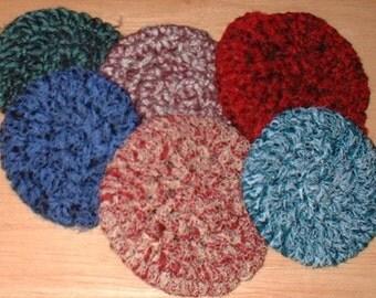 Sharons Crocheted Scrubbie Pattern