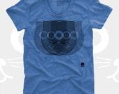 Cute Cat Gift, Cat Shirt Women, Crazy Watson the Cat TShirt, Crazy Cat Lady, Gift for Girlfriend, Gift Women, Gift Cat Lover, Kawaii Kitty