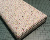 Mod-Century tiny dots fabric - four variations - FREE SHIPPING for the first yard