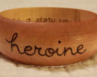 Heroine bangle