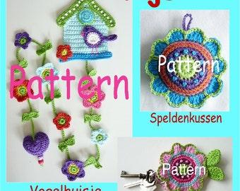 3 Patterns, One Price DUTCH TERMINOLOGY